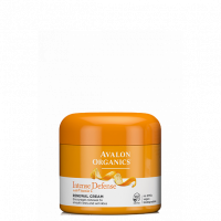 Avalon Organics Intense Defense with Vitamin C Renewal Cream - Avalon Organics крем обновляющий с витамином С