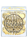 Invisibobble ORIGINAL Time To Shine You're Golden - Invisibobble ORIGINAL Time To Shine You're Golden резинка для волос прозрачно-золотая, 3 шт