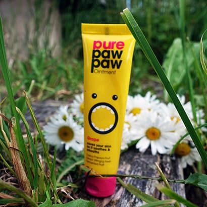 Pure Paw Paw Ointment Grape